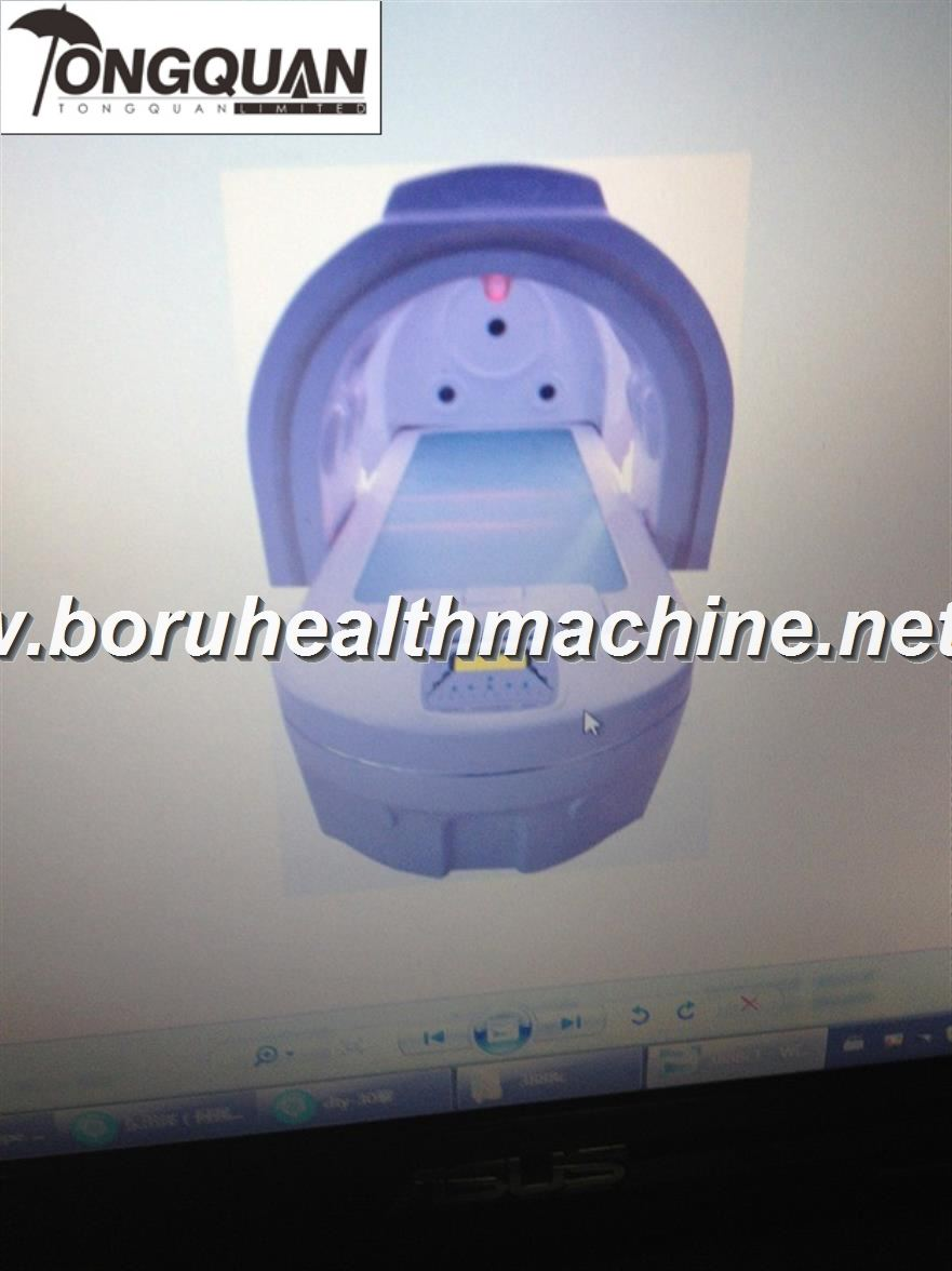 Professional Non-Linear 9d Nls Health Analyzer capsule