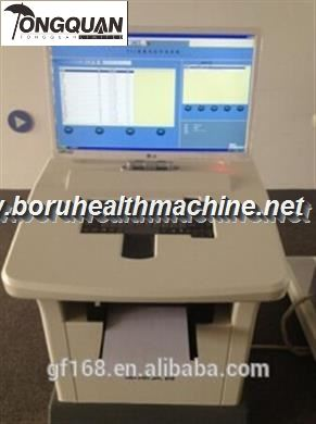 Professional General Body Health Analyzer (French technology)