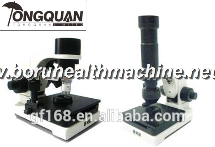 Professional a Drop of Blood Used to blood testing equipment with monocular hot sales the Middle east