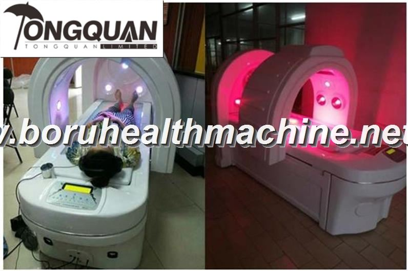 2015 Newest Professional 5D Nls/Cell Capsule Health Analyzer
