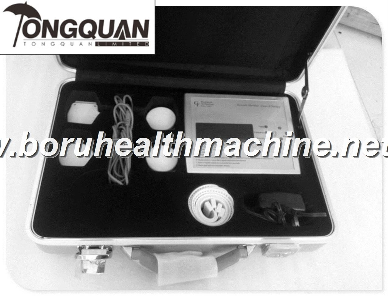 2015 Lateset Meridian Clean Health Analyzer with CE Approved