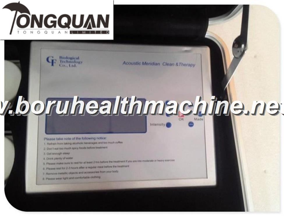 Newest Acoustic Meridian Clean Health Analyzer (CE approved)