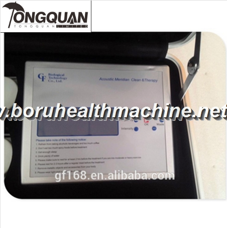 electromagnetic therapy machine with promote blood circulation doctor of traditional Chinese medicine treatment